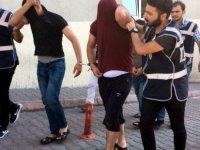 Kayseri'de Mazot hırsızları yakalandı