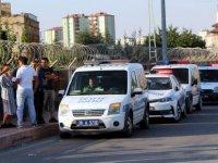 Anatamir yolunda 4 otomobilin karıştığı kazada 2 kişi yaralandı