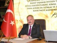 """Kayseri OSB Yönetim Kurulu Başkanı Tahir Nursaçan'ın """"Ahilik Haftası"""" Mesajı:"""