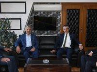Başkan Çelik,Sarız ve Pınarbaşı ilçelerini ziyaret etti