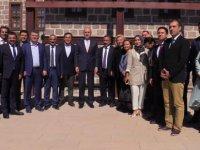 AK Parti Genel Başkanvekili Kurtulmuş Anadolu Sohbetleri'ne katıldı