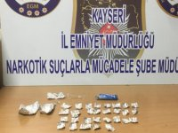 Uyuşturucu operasyonlarında 2 kişi gözaltına alındı