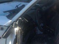 Otomobil ile kamyonun karıştığı trafik kazasında 1 ölü, 5 yaralı