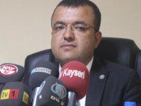 Mustafa Arslantaş, Talas Belediye Başkanlığı aday adaylığını açıkladı