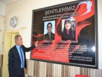 Milli Eğitim Müdürü Ekinci, Güzel Sanatlar Lisesi'ni ziyaret etti