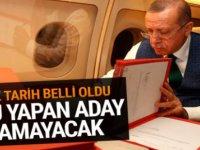 AK PARTİ'DE ADAY BAŞVURU TARİHLERİ AÇIKLANDI