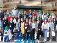 Kayseri Şeker'de AB öğrencilere 'Sağlıklı Yaşamda Şekerin Yeri' anlatıldı