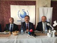Anadolu Medya Ödüllerini kazananlar açıklandı