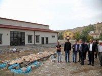 Talas Belediyesi Süleymanlı Mahallesi'ne sosyal tesis yapacak