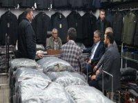 İl Başkanı Şaban Çopuroğlu Esnaf Ziyaretinde