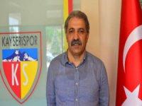 Kayserispor başkanı Erol Bedir: