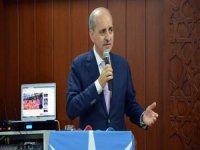 Kurtulmuş, Adana'da Sivil Toplum Kuruluşları ile İstişare toplantısına katıldı