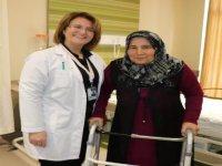 Doktorum Havva Talay Çalış'a çok teşekkür ederim ağrılarımdan kurtuldum