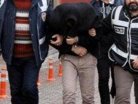 Kayseri'de 4 ayrı evi soyan 14 kişi gözaltına alındı
