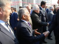 Bakan Selçuk'tan Melikgazi Belediye Başkanı Büyükkılıç'a teşekkür