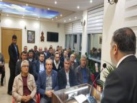 AK Parti Develi İlçe Yönetimi ilk toplantısını yaptı
