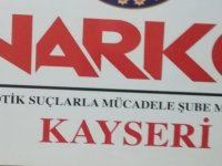 Kayseri'de Zehir taciri 3 kişi yakalandı