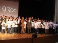Hacılar'da 10 Kasım Atatürk'ü Anma Töreni yapıldı