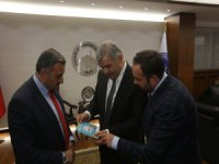 Başkan Cabbar,Çelik Başkanı İstanbul Kayserililer Buluşması'na davet etti