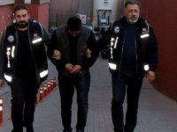 Kayseri'de Sosyal medya üzerinden silah ticareti yapan şahıs adliyede