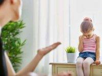 Çocuklarınıza karşı bu davranışlardan kaçının
