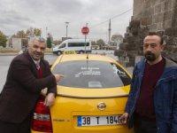 Başkan Çelik Taksicileri Ziyaret Etti