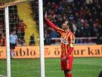 Kayserispor'un en istikrarlı futbolcusu Umut Bulut Oldu
