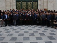 AK Parti İl Teşkilatı Büyükşehir'in Yatırımlarına Tam Not Verdi