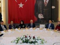 Vali Kamçı: ''Kayseri'de görev yapmaktan büyük bir mutluluk duydum''