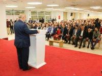 ''Yeniden Diriliş'' Konferansı Yahyalı'da Yapıldı