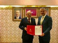 Kayseri Eski Ak Parti İl Başkanı Özden Melikgazi'den Aday Adayı Oldu