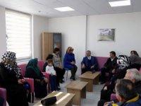 Başkan Çelik'ten Sosyal Yaşam Merkezi'ne ziyaret