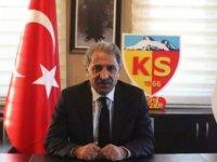 Kayserispor Başkanı Erol Bedir'den Zehir Zemberek Açıklamalar