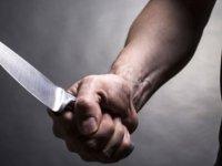 Annesine Şiddet Uygulayan Babasını 50 Bıçak Darbesiyle Öldürdü