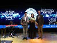 Coşkun Sabah Talas'ta unutulmaz bir konser verdi