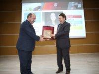 Rektör Sabuncuoğlu öğrencilere dünyada ki değişimi anlattı