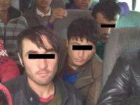 Kayseri'de 31 Afganistanlı kaçak göçmen yakalandı