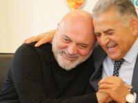 Başkan Büyükkılıç'tan Kayserispor'a Moral Ziyareti