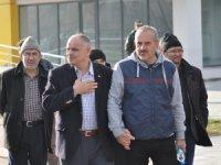 Başkan Esat Öztürk Yahyalıspor'u yalnız bırakmadı