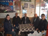 """Bünyan Belediye Başkanı Gülcüoğlu : """"ESNAF VE VATANDAŞIMIZIN YANINDAYIZ"""""""