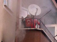 Çorakçılar Mahallesi'nde elektrikli battaniye evi yaktı