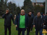 Başkan Büyükkılıç'tan Hikmet Karaman'a Tebrik