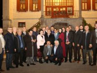 STK Temsilcileriden Başkan Büyükkılıç'a Tam Destek