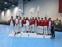 Başkan Çelik'in büyük önem verdiği okçulukta yeni şampiyonlar yetiştirmeye devam ediyor