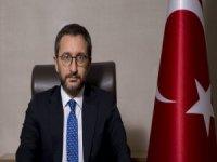 Cumhurbaşkanlığı İletişim Başkanı Fahrettin Altun'dan Çalışan Gazeteciler Günü Mesajı