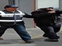Kayseri'de Zehir taciri bir kişi gözaltına alındı