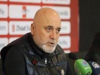 Kayserispor-Akhisarspor'a 2-1 mağlup oldu
