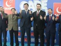 İşte Sadet Partisi'nin Kayseri'de ilçe belediye başkan adayları