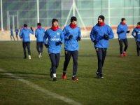 Kayserispor Bursaspor maçı hazırlıklarına başladı