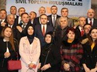 Mehmet Özhaseki'ye flaş destek